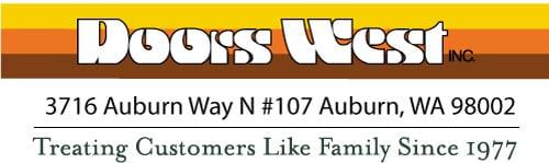 Experienced Garage Door Specialists in Auburn Since 1977 | Doors West